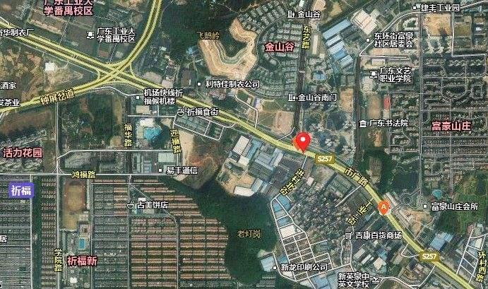 广州昨日出让两宗地块,成交总价达65.39亿元