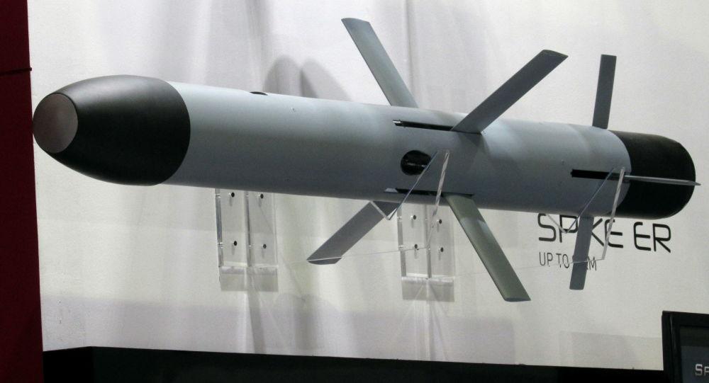 外媒:印度将取消购以色列导弹合同 价值5亿美元