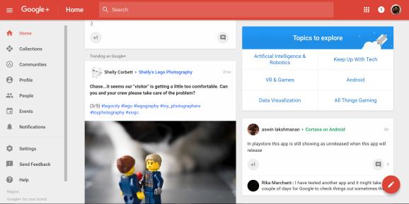 谷歌宣布提前4个月关闭Google+消费者版本