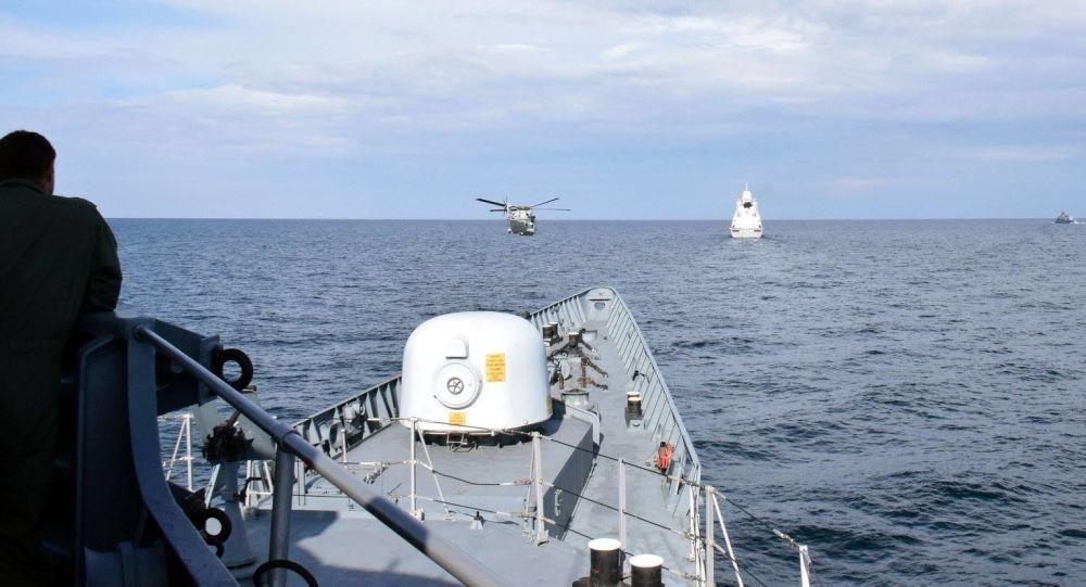"""俄军高官警告美舰赴黑海""""挑衅"""":不会置之不理"""