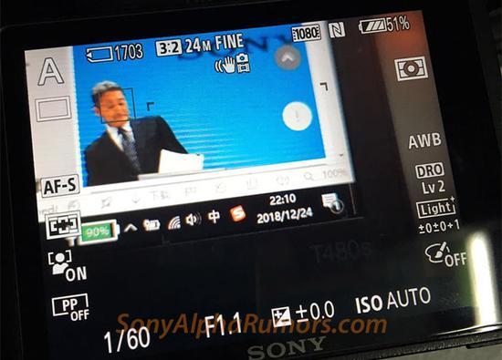 国产50mm f/1.1自动对焦镜头即将发布
