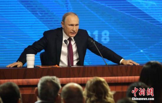 俄美就《中导条约》磋商 普京:不希望进行军备竞赛