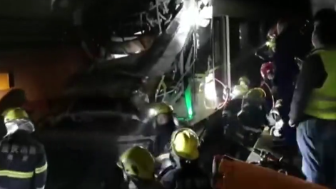 重庆轨道环线事故致1死3伤 部分线路已停运