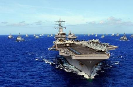 日本拟?#20309;?#20154;岛供美军航母舰载机模拟起降训练