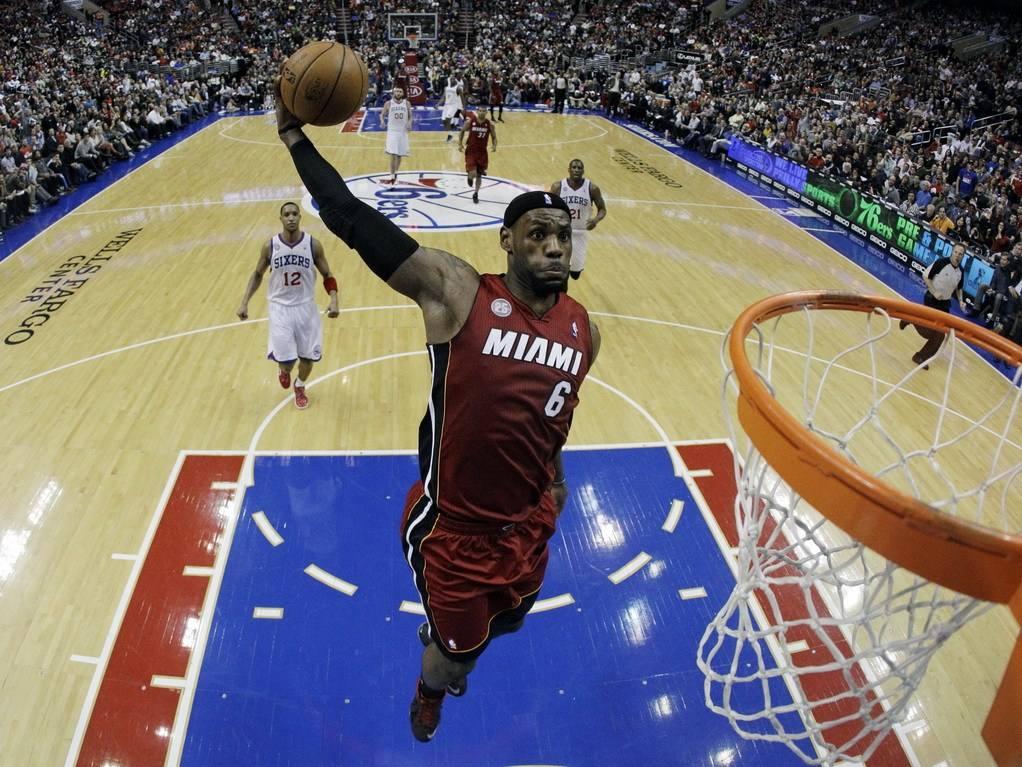 NBA:全明星次轮投票结果出炉 詹姆斯继续领跑