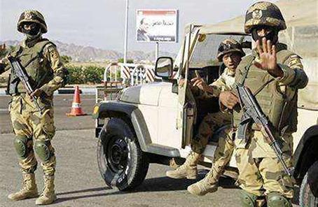 埃及警方打死5名恐怖分子
