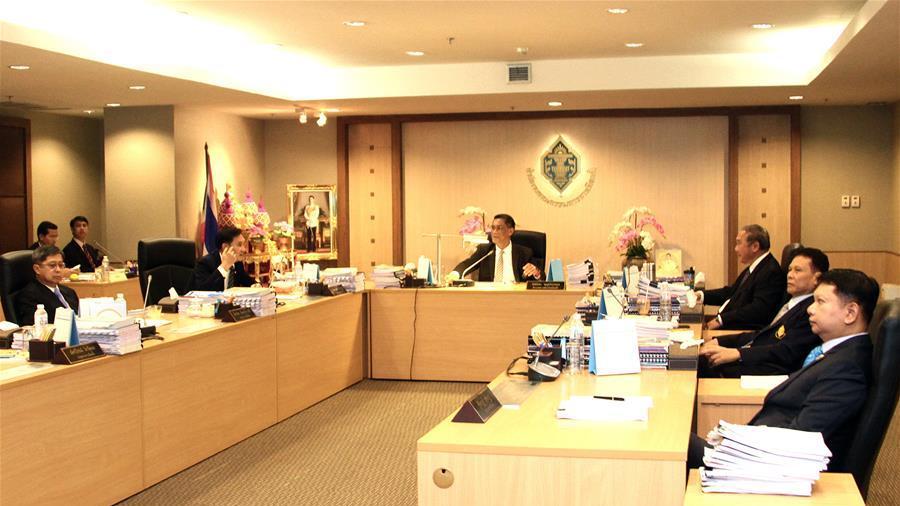 泰国发布国王关于举行大选的敕令(图)
