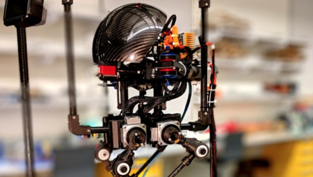 美国打造星球探索机器人:可跳跃、走路、飞行