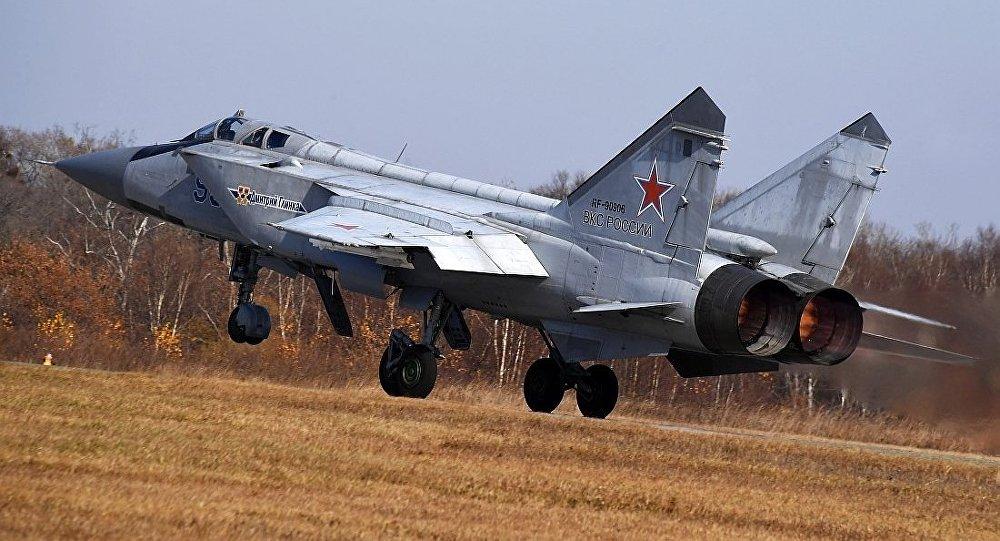 时隔30年后俄将恢复北极空域巡逻 全靠这款战机