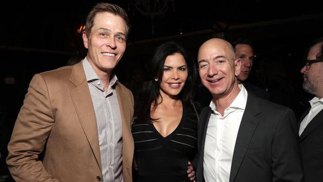 亚马逊总裁离婚或损失600亿美元 疑出轨女主播