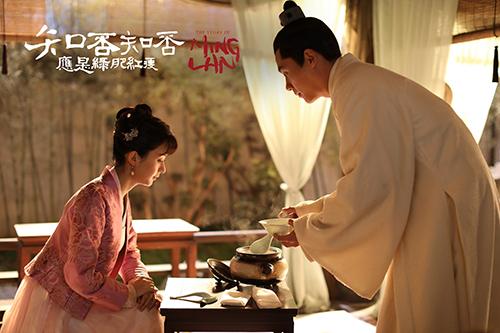 """《知否》""""红兰""""CP 发糖 刘岳送赵丽颖鱼汤超暖心"""