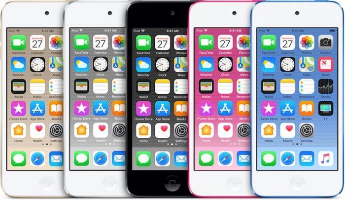 传苹果将于今年推出第七代iPod Touch播放器
