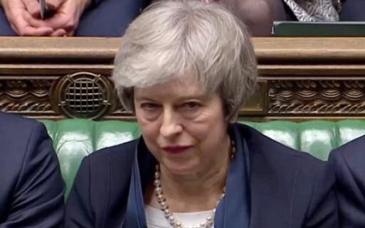 惨上加惨?!工党领袖提议对特雷莎·梅进行不信任投票