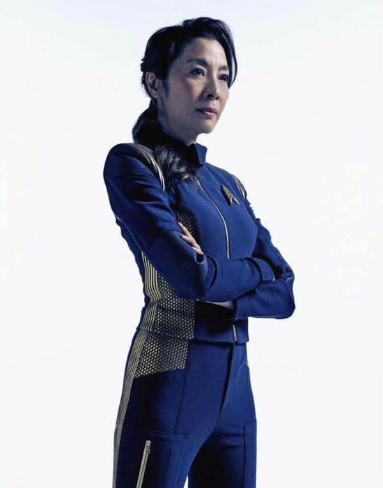 杨紫琼确认出演《星际迷航》衍生剧 将饰女主角