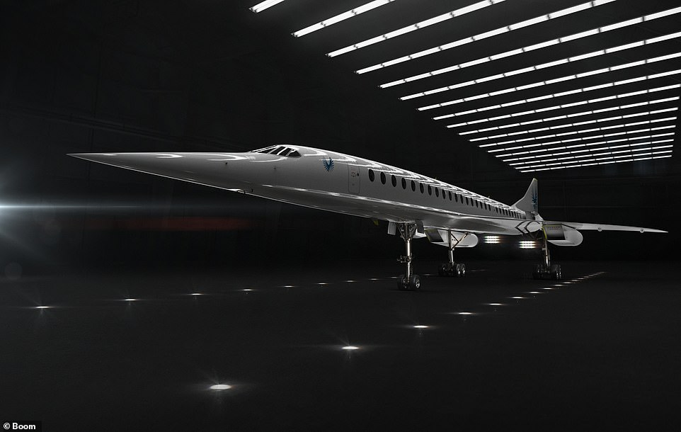 Boom Supersonic宣布2023年有望试飞超音速飞机