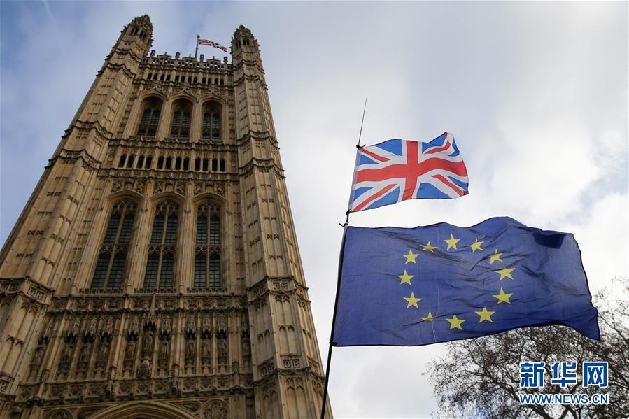 "(XHDW)(4)英国议会将于下周就""脱欧""协议举行投票"