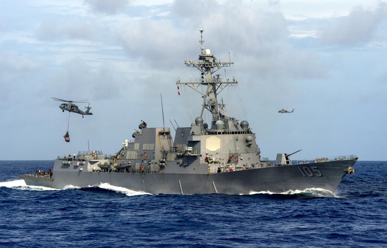 美军悄悄试验舰用高超音速炮弹 用来拦截导弹