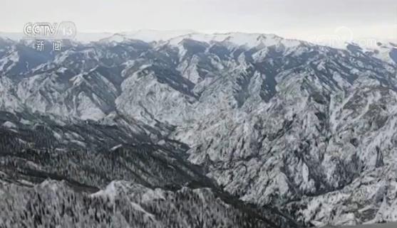 零下40℃!他们巡逻在边境线上 顶着暴风雪为边防连送物资