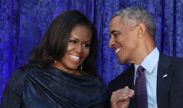 前第一夫人米歇尔参选2020呼声高涨 奥巴马表态