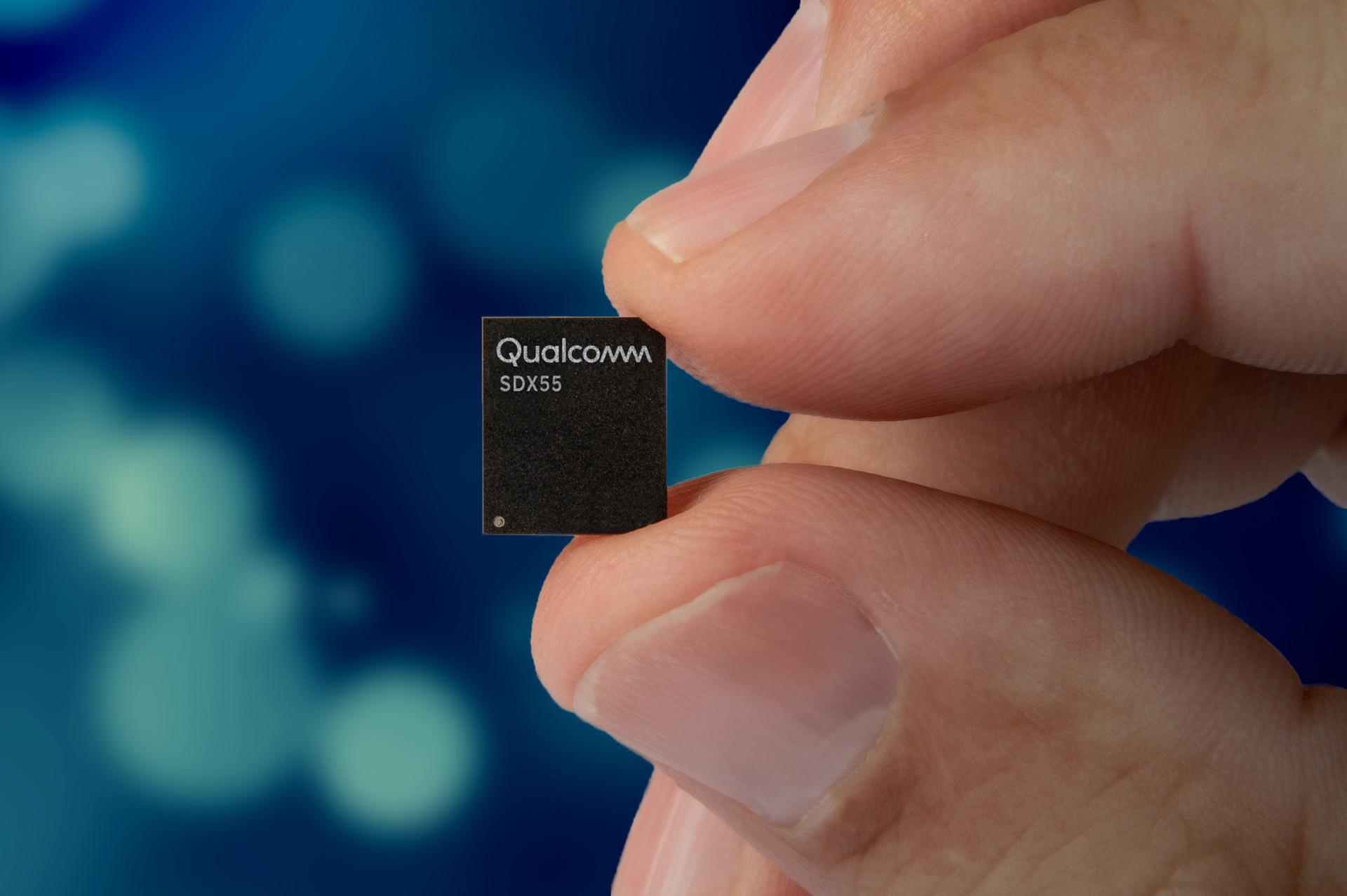 高通发布骁龙X55 5G调制解调器加速全球5G部署
