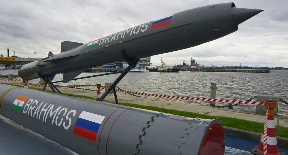 印称新版布拉莫斯导弹3年后试飞 有第三国感兴趣