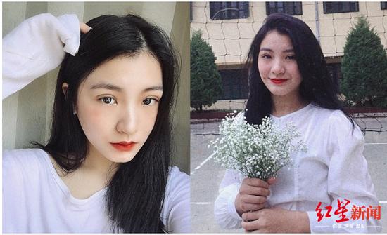 越南女生为金正恩献花 老师:她中文好不算最漂亮的
