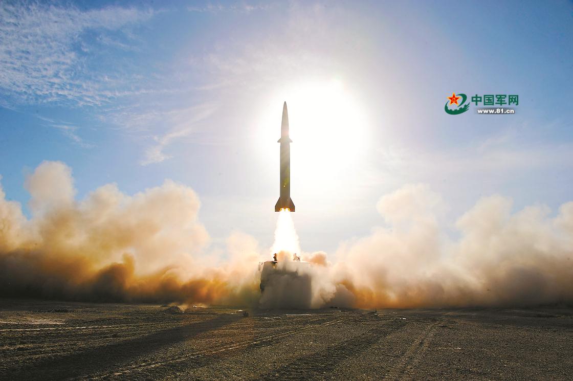 新春走基层·记者在战位 把忠诚镌刻在导弹阵地上