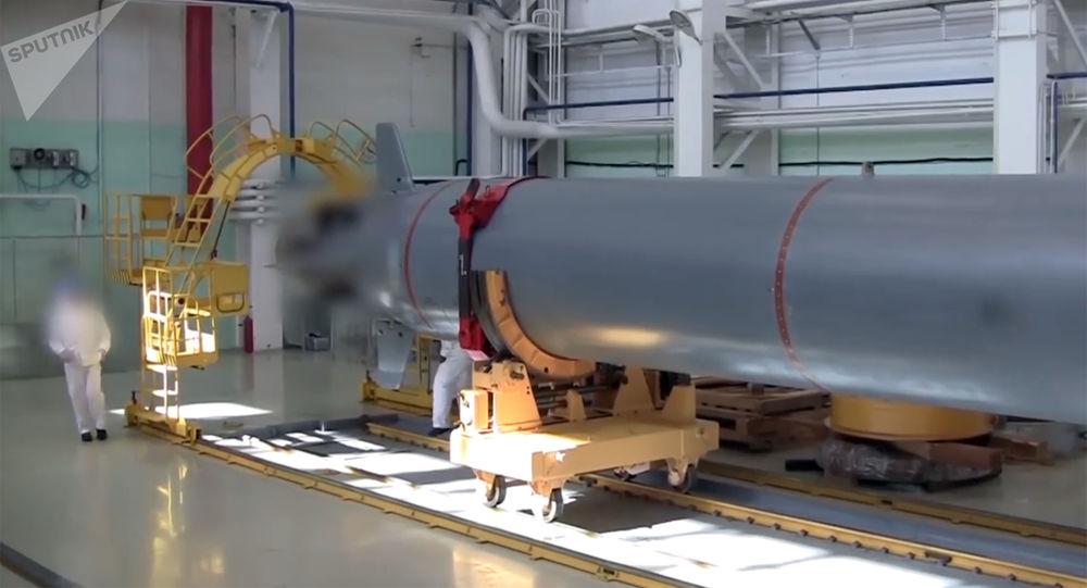 俄专家:波塞冬潜航器将使美全球反导变一文不值