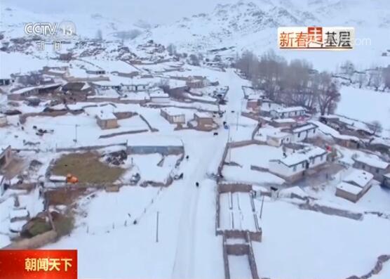 【新春走基层】北疆雪域供电人
