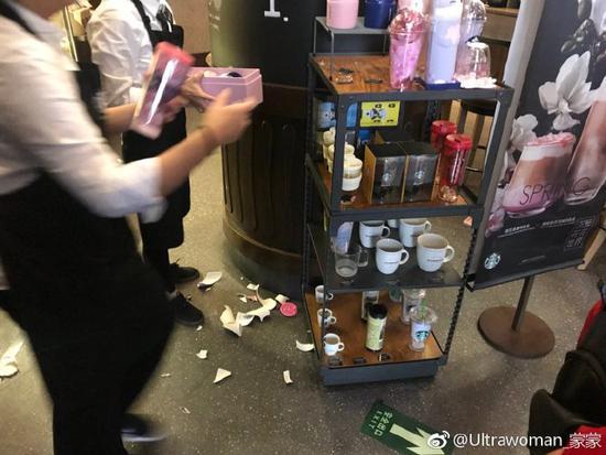 星巴克猫爪杯成网红遭疯抢 有黄牛加价近10倍牟利