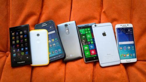 """全球智能手机销量下滑 国产手机奋力""""逆生长"""""""