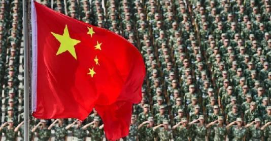 中国军人为何自带安全感?