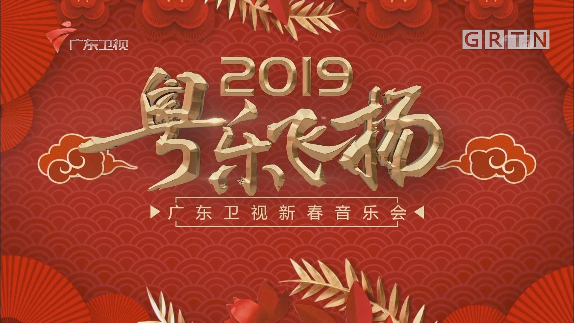 粤乐飞扬——2019manbetx手机版 - 登陆卫视春节音乐会