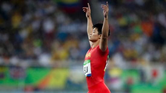 赛季开门红!室内赛男子60米决赛苏炳添6秒52夺冠