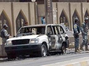 伊拉克北部发生路边炸弹袭击致安全人员8死7伤