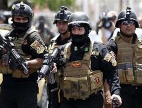 """伊拉克安全部队打死11名""""伊斯兰国""""武装分子"""