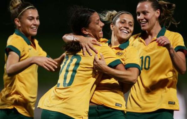 澳大利亚重申将力争2023年女足世界杯举办权