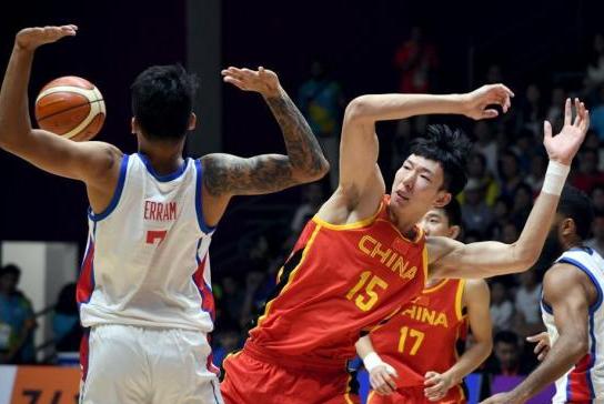 中国男篮31分大胜叙利亚 世界杯大名单仍有悬念