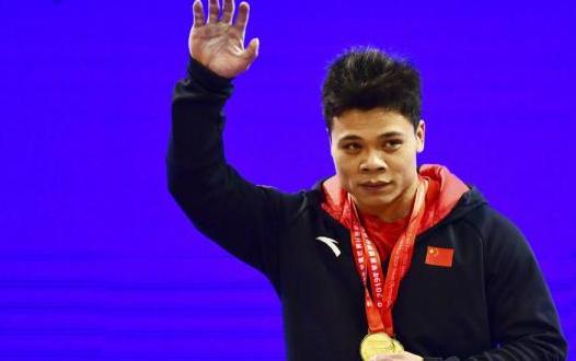 韦胤廷包揽男子73公斤级金牌 廖秋云获女子55公斤级冠军