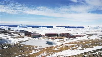 从这里登上南极内陆最高点——写在南极中山站建站30周年之际