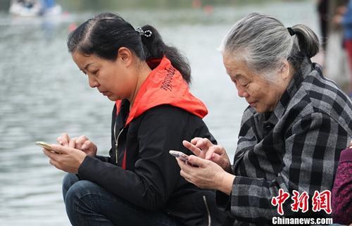 每周上網27.6小時 中國網民上網做什么?