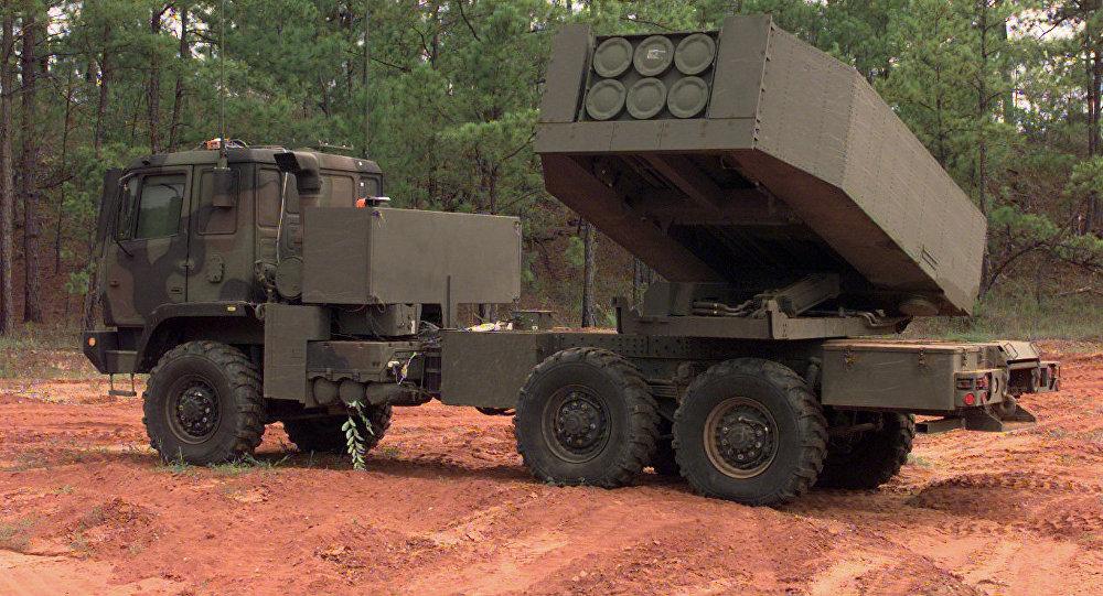 波兰斥资4亿美元购美射程300公里海马斯火箭炮