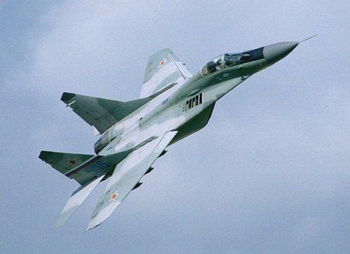 印度考虑购买俄米格-29战机 俄制武器领冠印军