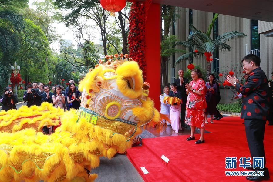 共祝农历新年好 携手迈向新未来——外国政要祝贺中国春节