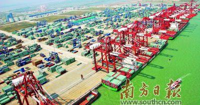 廣東:打造國際一流灣區和世界級城市群