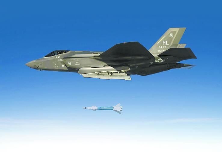 美鼓吹F-35滲透獵殺中俄洲際導彈 俄犀利回應