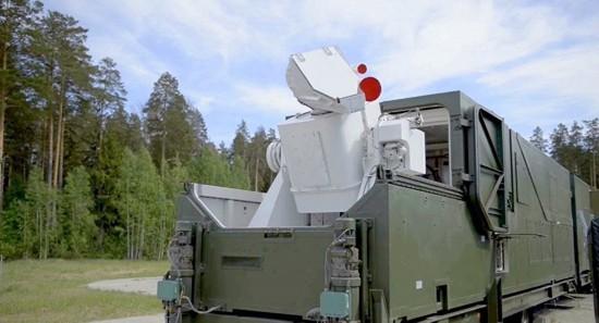俄国防部:新型激光武器已在部署地展开训练