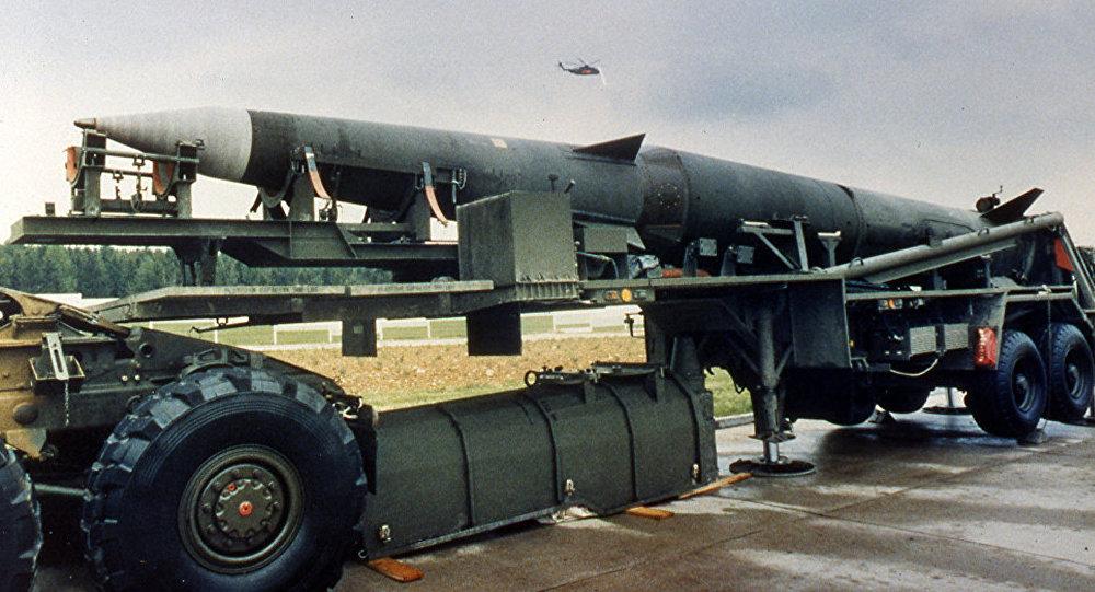俄专家:美将迫使欧洲部署针对俄罗斯中短程导弹