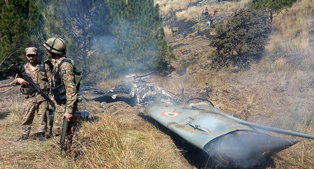 印度要求巴基斯坦立即釋放被俘米格21飛行員