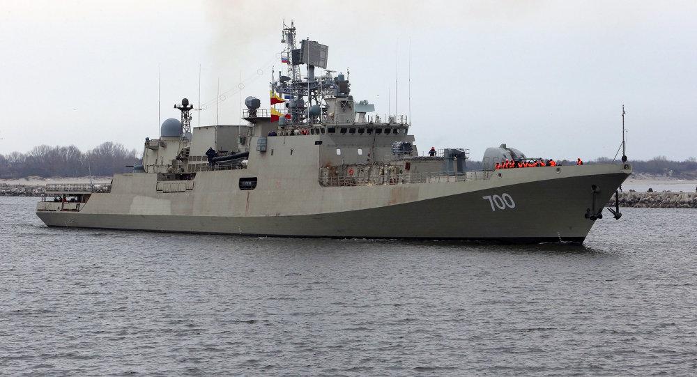 俄一款战舰因缺乌克兰零件停造 如今在印度开建